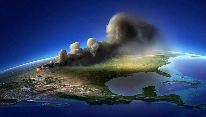 La NASA Desvela 'Plan Desesperado' Para Salvar La Humanidad Del Supervolcán Yellowstone
