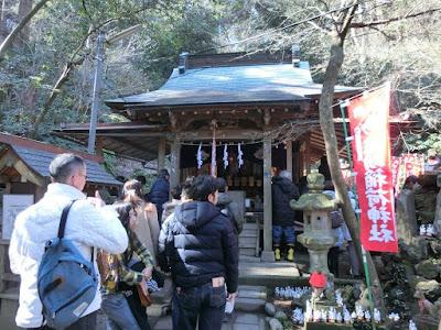 佐助稲荷神社の初午祭