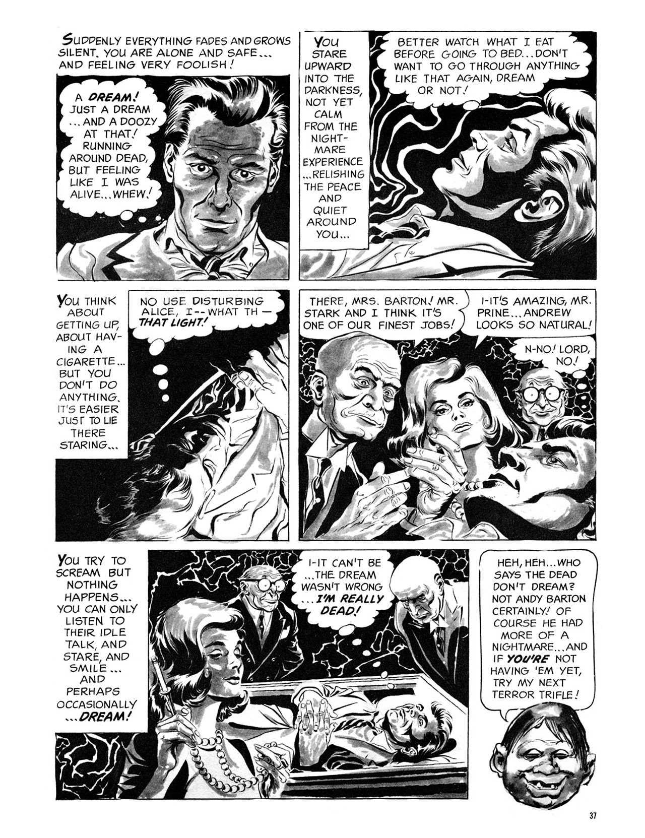 Read online Eerie Archives comic -  Issue # TPB 2 - 38