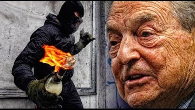 Αναρχικοί αντιφασίστες απαιτούν τα χρήματα που τους οφείλει ο Σόρος για τις «αυθόρμητες» επαναστάσεις που τους ανέθεσε! (ΒΙΝΤΕΟ)