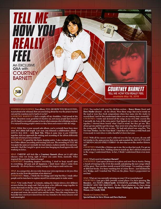 Discussions Magazine Music Blog  COURTNEY BARNETT  An EXCLUSIVE Q A 5d0c07d4e818