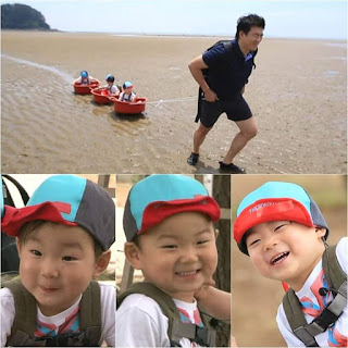 Daehan Minguk Manse leaving