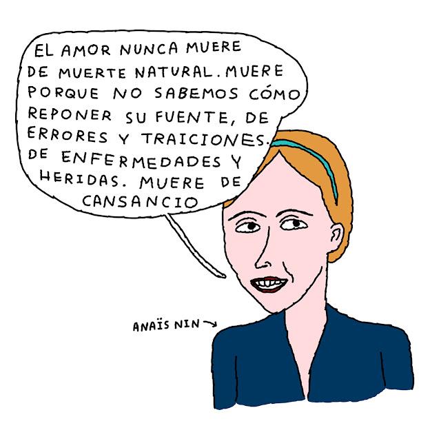 💔💔💔💔 #anaisnin