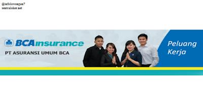 gambar Lowongan Kerja BCA Insurance Februari 2016
