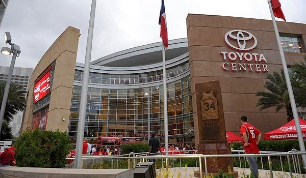 Toyota Center Luxury Suites For Sale, Houston Rockets and Concerts