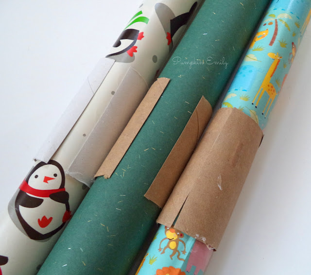 Wrapping Paper Life Hack
