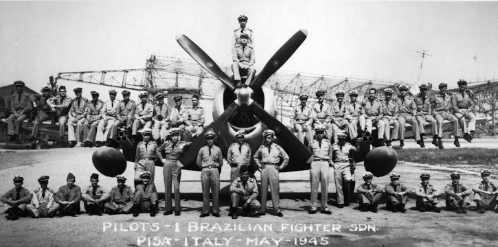 Brasil Segunda Guerra Mundial