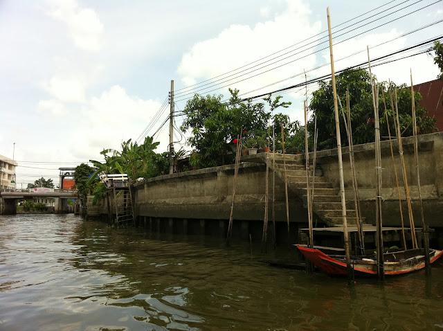Klongs o canales
