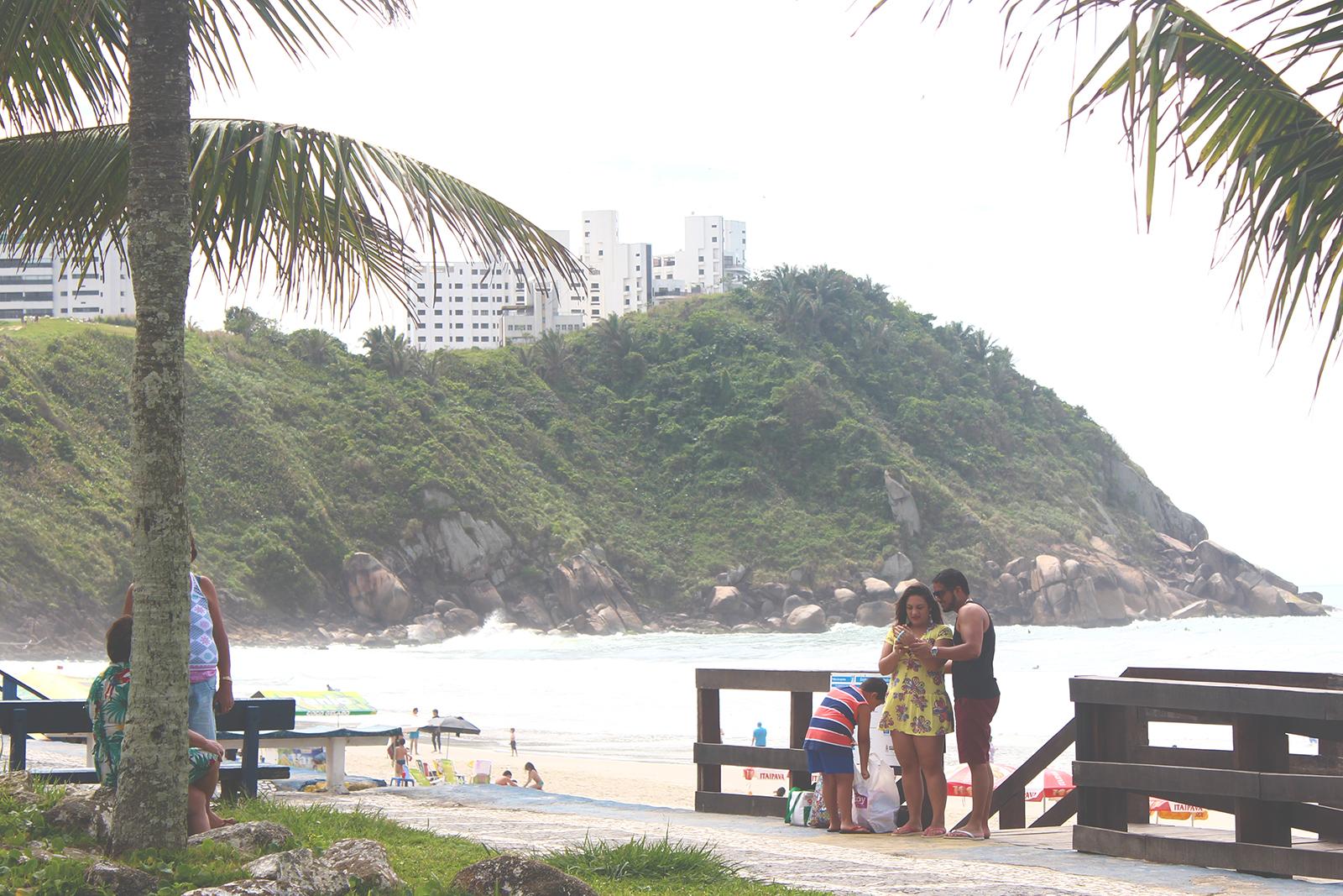 vista praia brasil