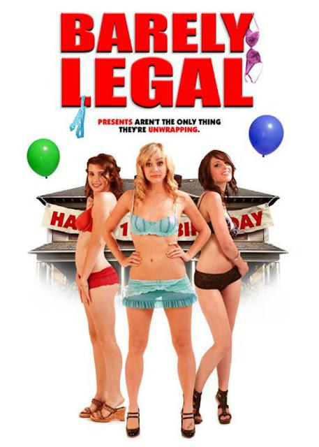 Barely Legal (2011) เส้นตายสลายจิ้น