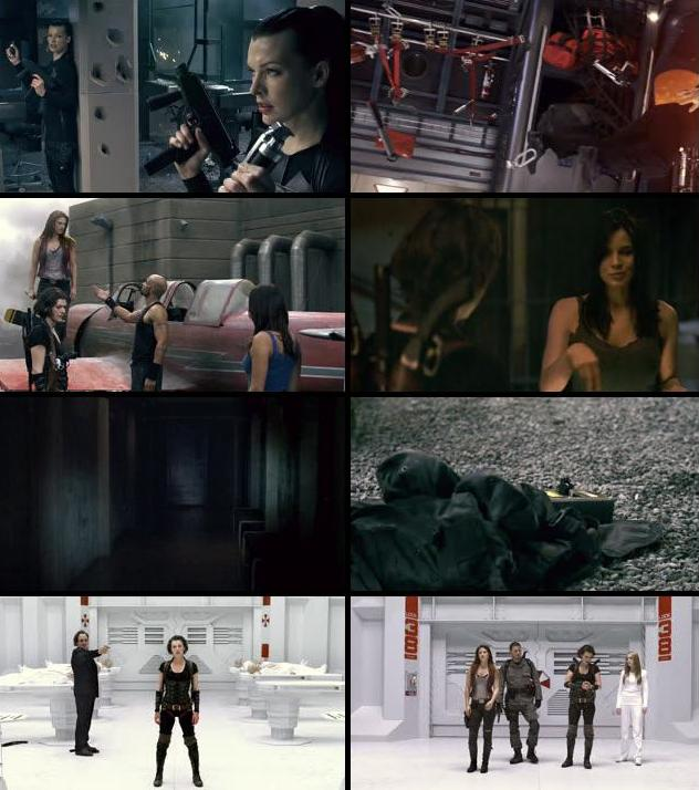 Resident Evil Afterlife 2010 Dual Audio Hindi 720p BluRay