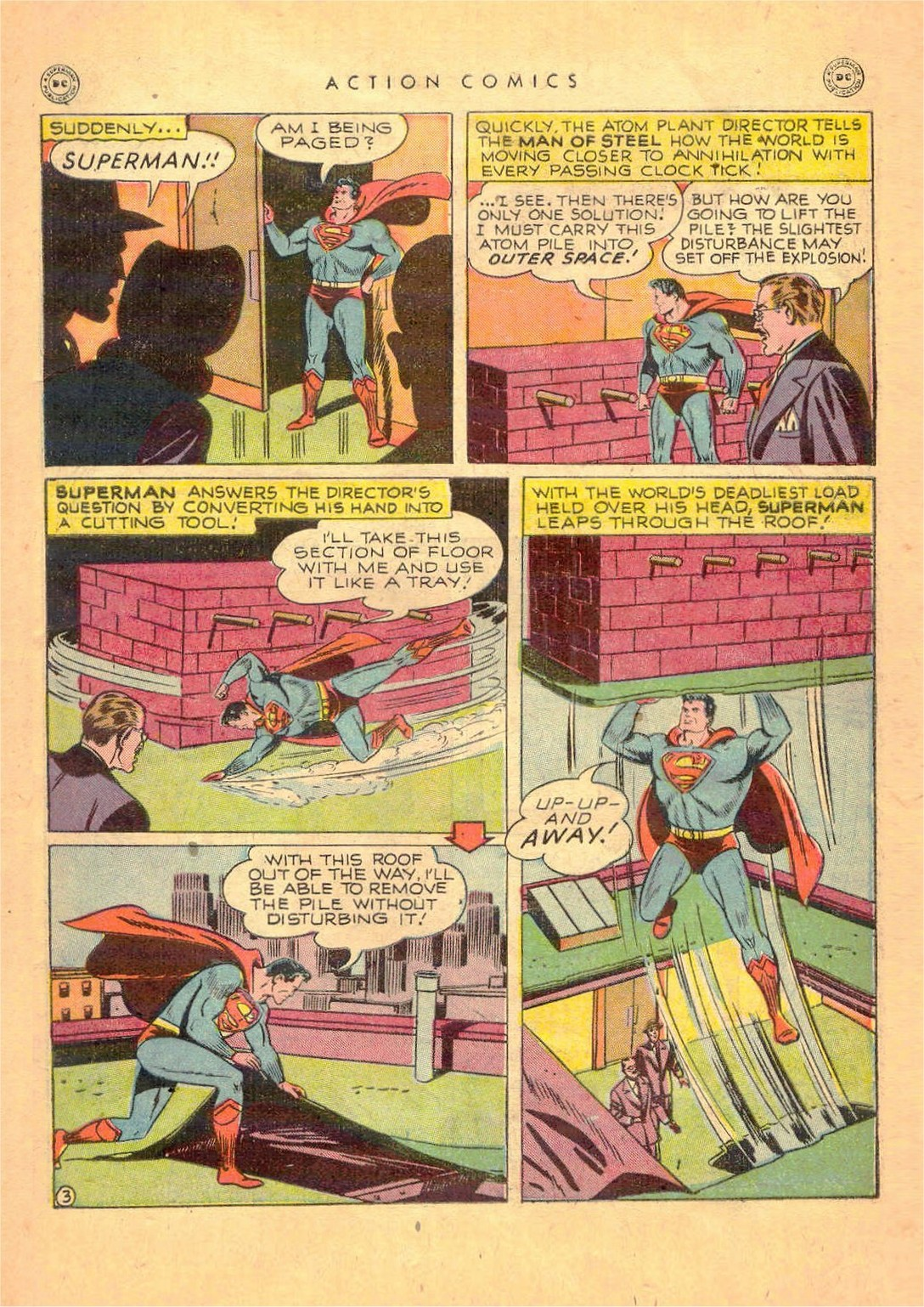 Read online Action Comics (1938) comic -  Issue #124 - 5