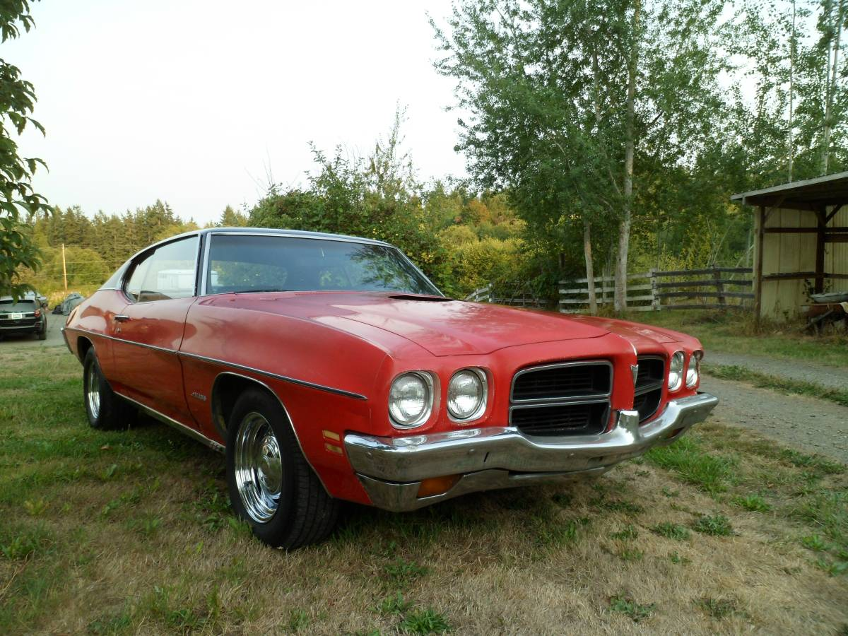Invasion Car Show >> Daily Turismo: Big Block Brawler: 1972 Pontiac LeMans