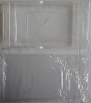 Chou Mahou Tairiku WOZZ - Plástico interno y bolsa