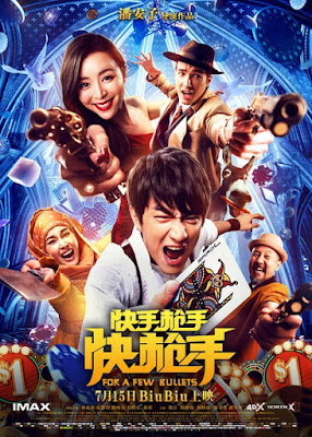 Download For A Few Bullets (2016) HDRip 720p Subtitle Indonesia