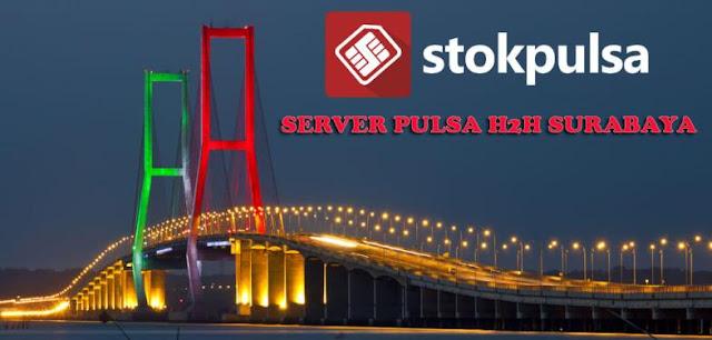 server pulsa h2h surabaya
