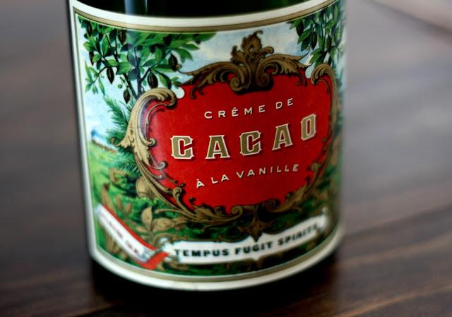 Tempus Fugit Creme de Cacao