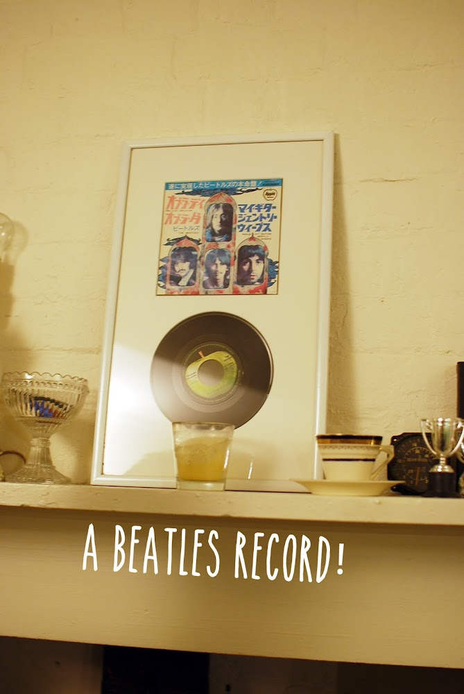 Desmond and Molly Jones Hair Salon Sydney The Beatles
