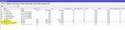 Memanfaatkan Modem FO ZTE F609 Sebagai Akses Point Mikrotik 38