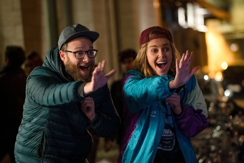 Long Shot: Rogen & Theron Crushing Convention | Review