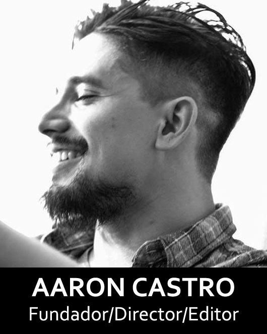 """""""Aaron Castro"""""""