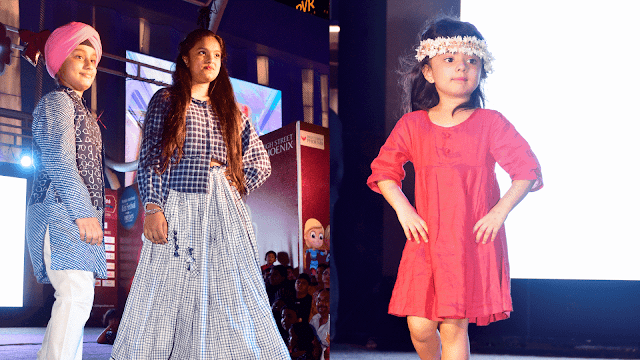 Priyanka Khurana at Junior Fashion Week