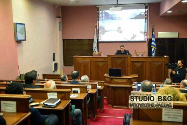 Δημοτικό συμβουλιο στο Άργος με 28 θέματα και ψήφιση προϋπολογισμού