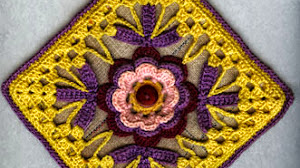 4 agarraderas crochet fáciles y lindas