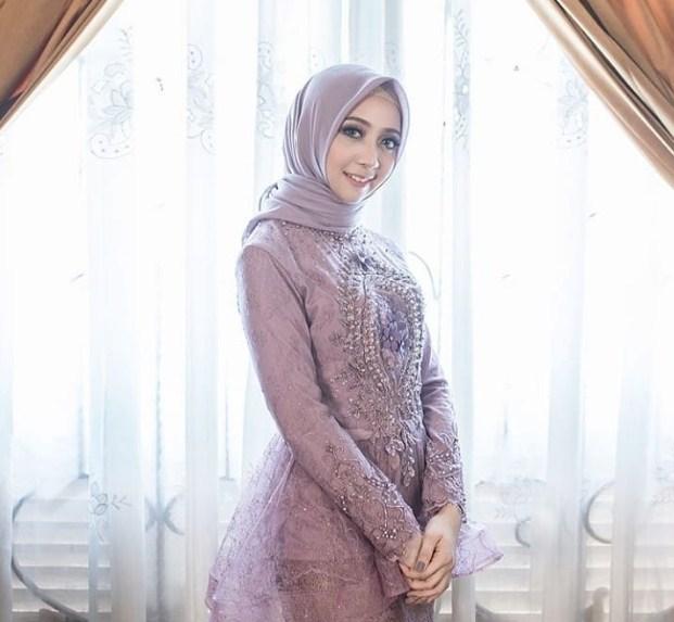 Model Dress Brokat Untuk Wisuda Gamis Brokat