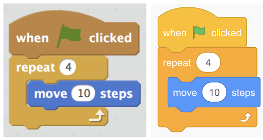 Google Developers Blog: Scratch 3.0's new programming blocks, built on Blockly