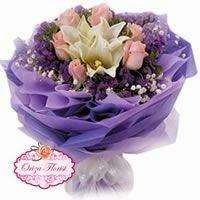 Toko Hand Bouquet di Surabaya, Jual Bunga Buket Surabaya