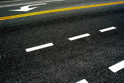 pembuatan marka jalan