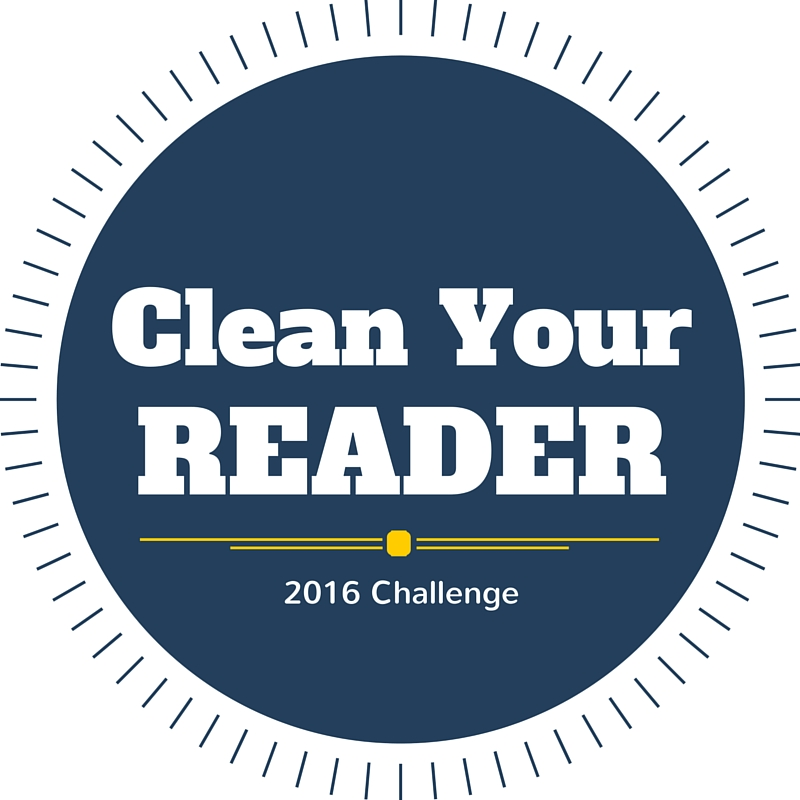 The 2016 Clean Your Reader Challenge: Join Us! - Entomology of a