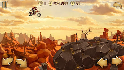 Download Game Trials Frontier Mod Apk+DATA v5.1.1 Update Terbaru