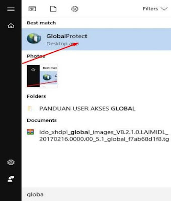 Globalprotect vpn disconnect