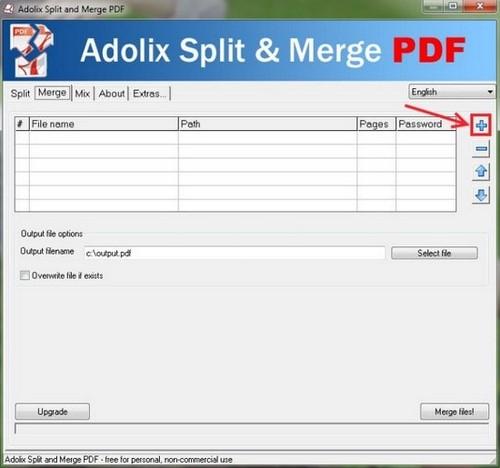 ghep file pdf free