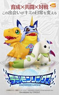 Digimon LinkZ Mod Apk
