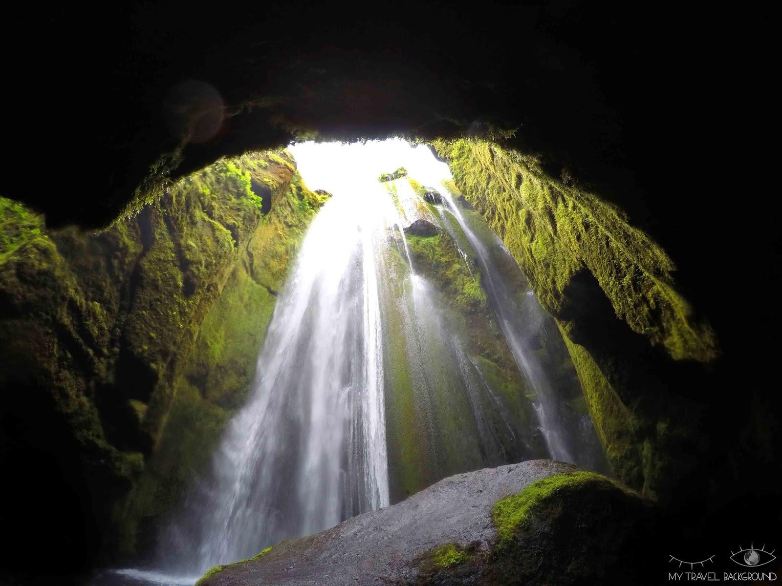 My Travel Background : les plus belles cascades du sud de l'Islande - Gljufrabui