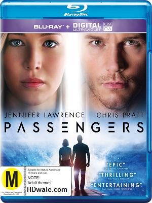 Passengers Movie Download (2016) 1080p & 720p BluRay