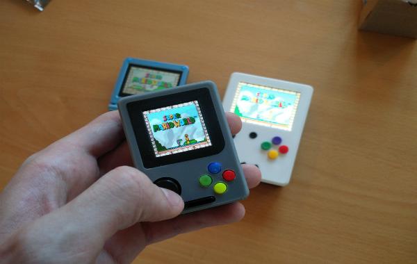 """تعرف على أصغر نسخة من Gameboy إنها """"Gameboy Nano"""" (فيديو)"""