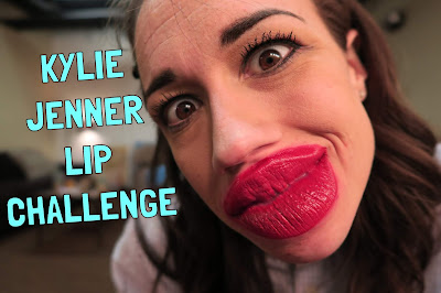 berita viral di medsos, viral, viral di facebook, viral terbaru, Kylie Lips Challenge