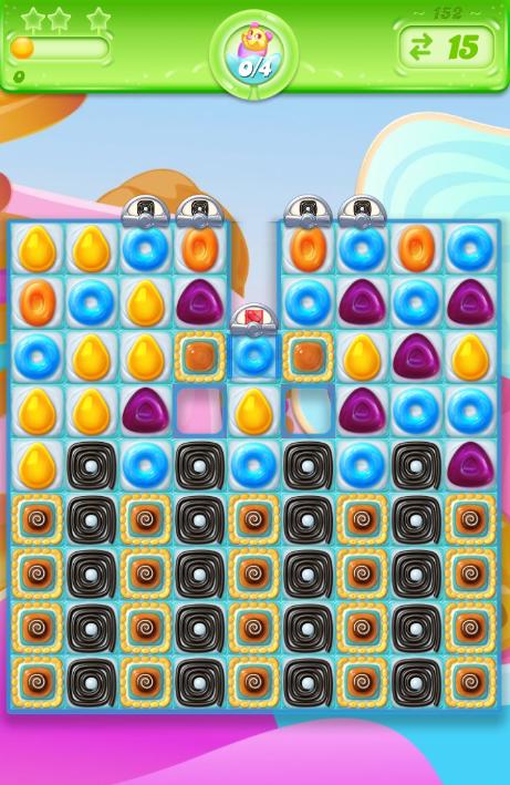 Candy Crush Jelly Saga 152