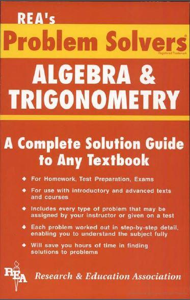Trigonometry Textbooks