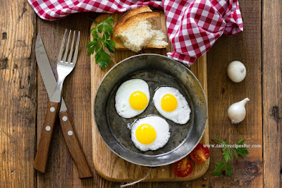 Health Benefits of Eggs and Best Egg Recipes