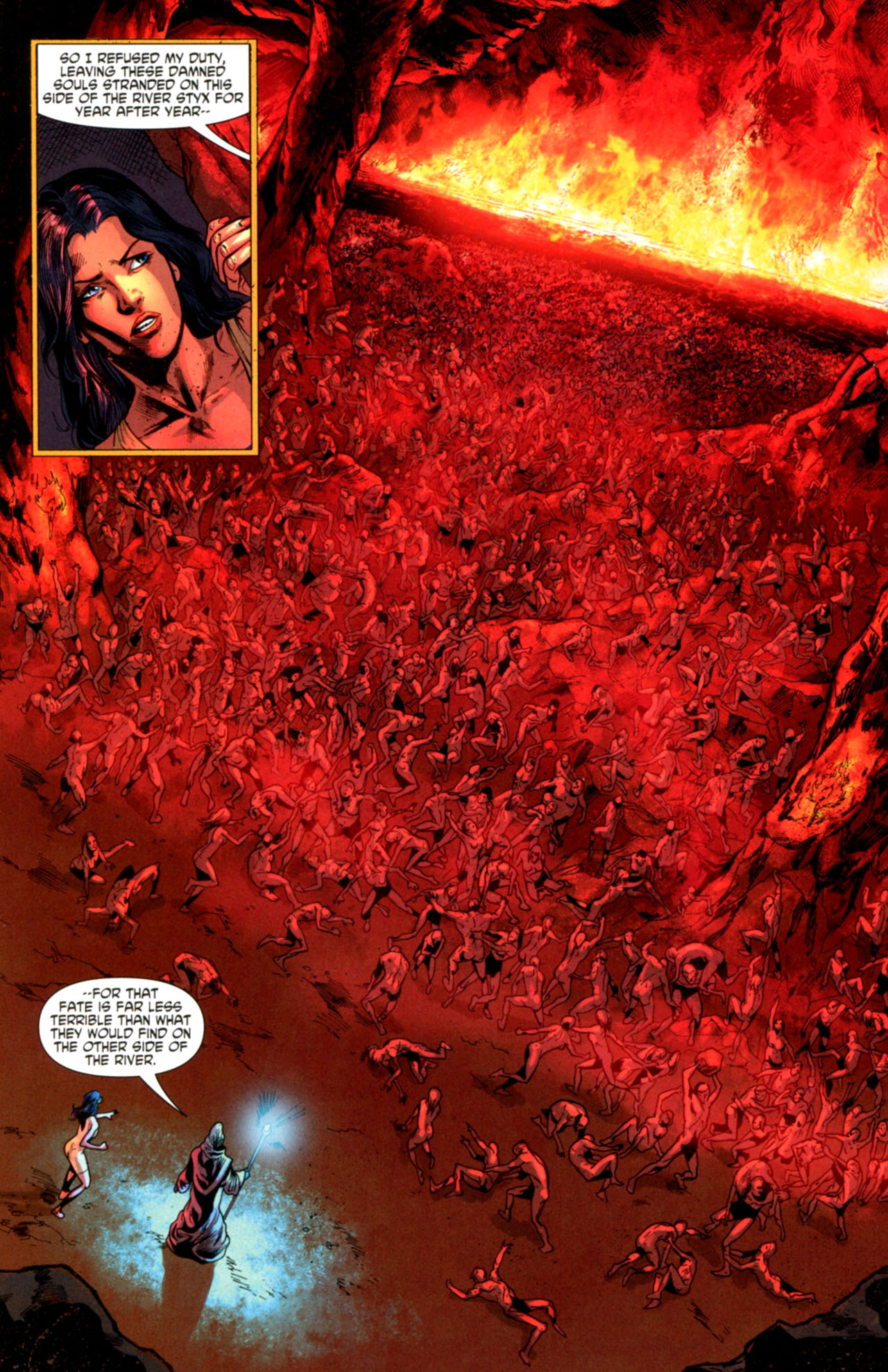 Read online Wonder Woman (2006) comic -  Issue #603 - 12