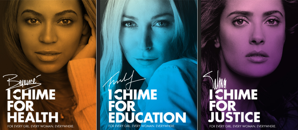 Chime For Change – The Highlights