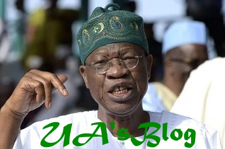 Saraki loyalists in govt will be removed, says Lai Mohammed