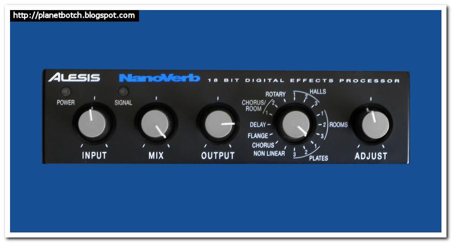 1996 Alesis Nanoverb