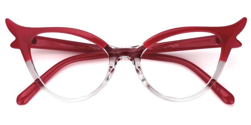 cat eye glasses frames