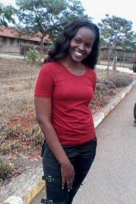 22year Old Lady Stabbed To Death In Kenya After She Called off Her Relationship With Her Former Military Officer .